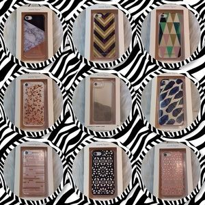 Nanette Lepore wholesale bundle I phone cases new